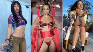 Nathy Peluso, Bad Gyal y Rosalía lucen con orgullo el estilo ráchet.