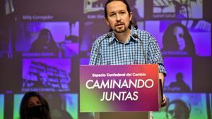 Iglesias arremet contra el PSOE per les traves a la lleis trans i LGTBI