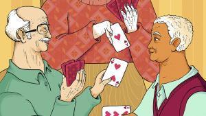 La entidad Seniors en Red lucha contra la soledad involuntaria de la gente mayor