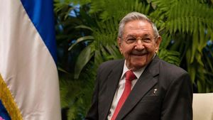 Raúl Castro.