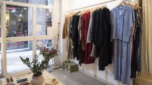 Un comercio de ropa del centro Barcelona