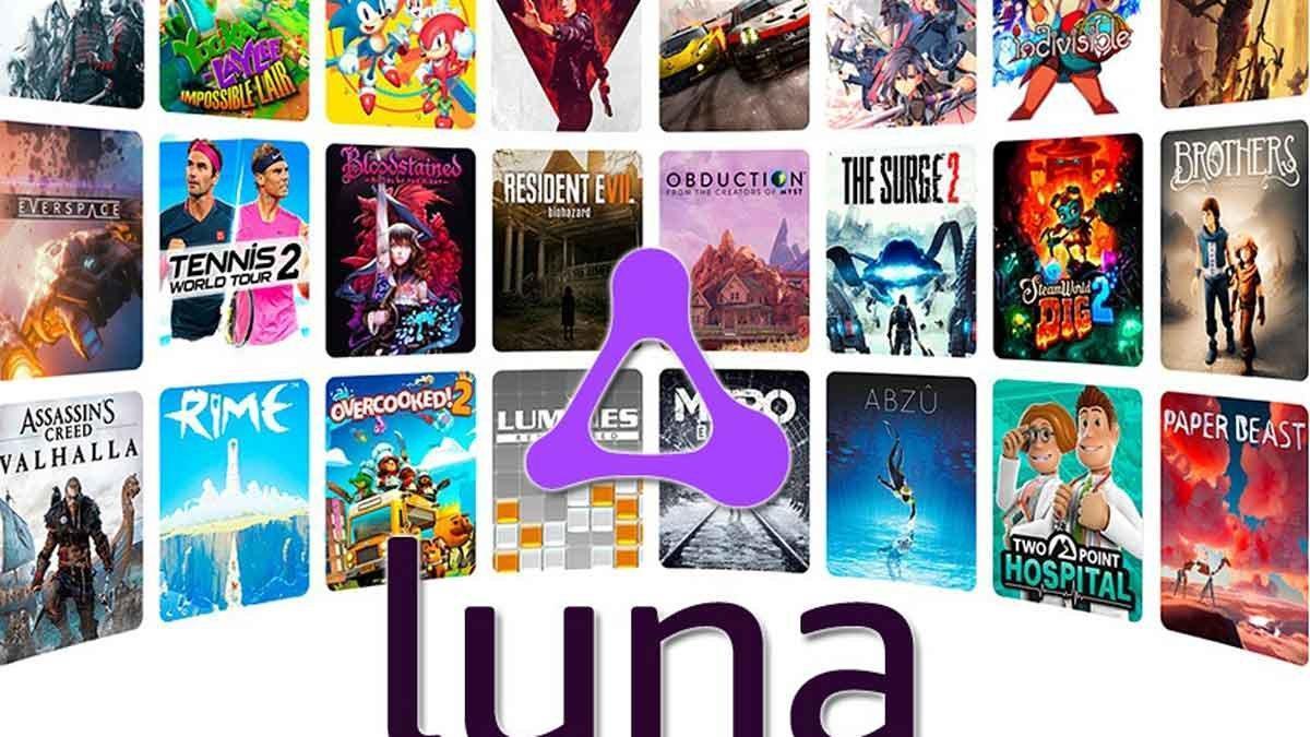 Amazon anuncia Luna, un nuevo servicio de transmisión de videojuegos