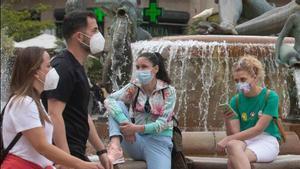 Salud Pública analiza la vacunación en vacaciones y la desescalada de la mascarilla
