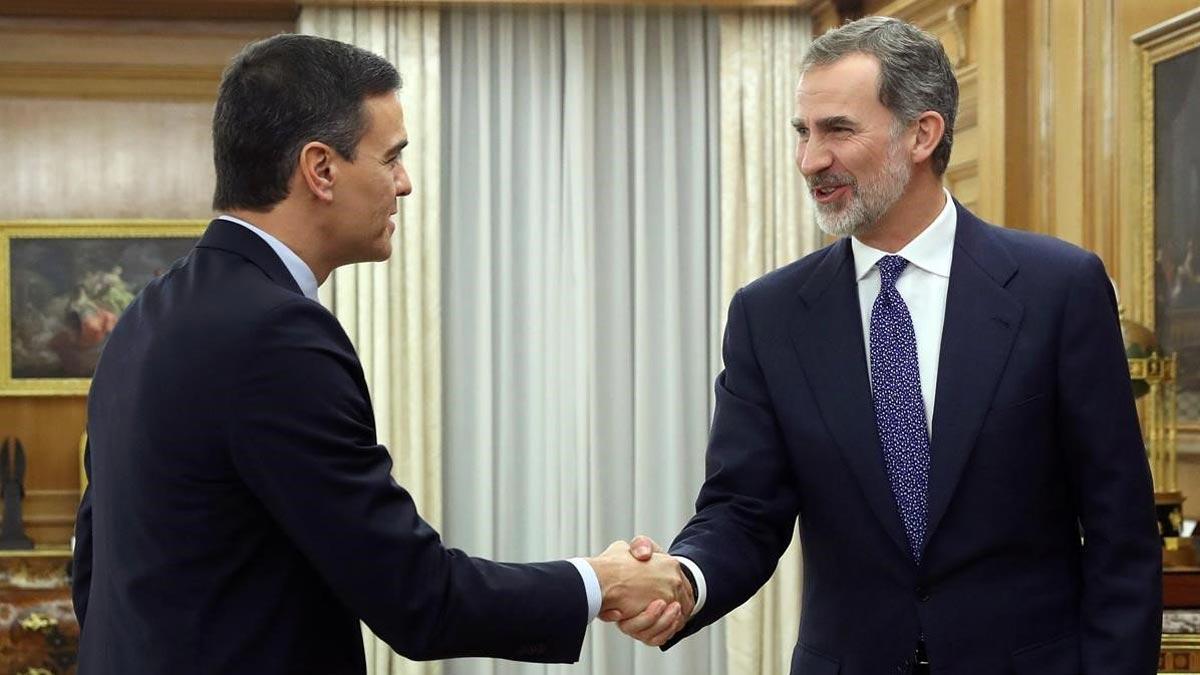Sánchez irá a una nueva investidura pendiente de ERC y tras hablar con Torra.
