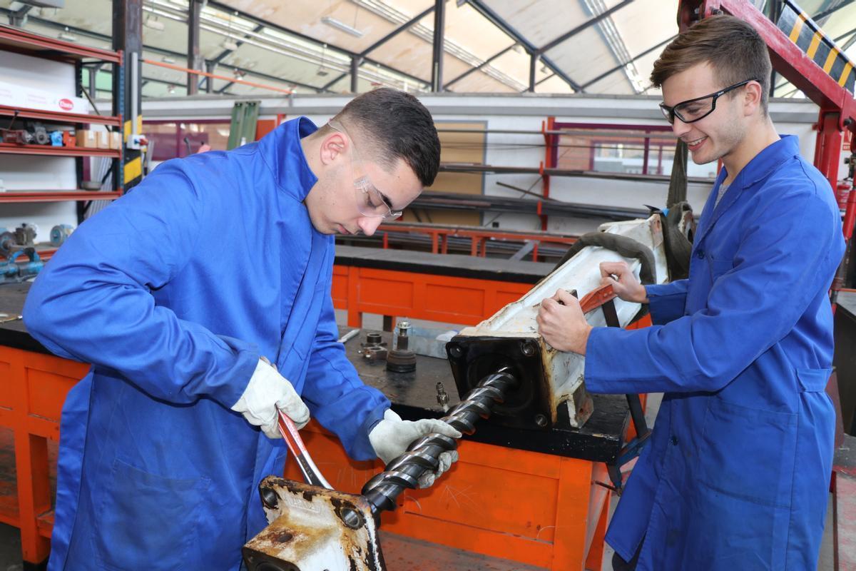 Institut Pere Martell, una referència en la formació de professionals industrials