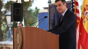 Sánchez critica l'embargament dels EUA amb Cuba, però demana reformes a l'illa