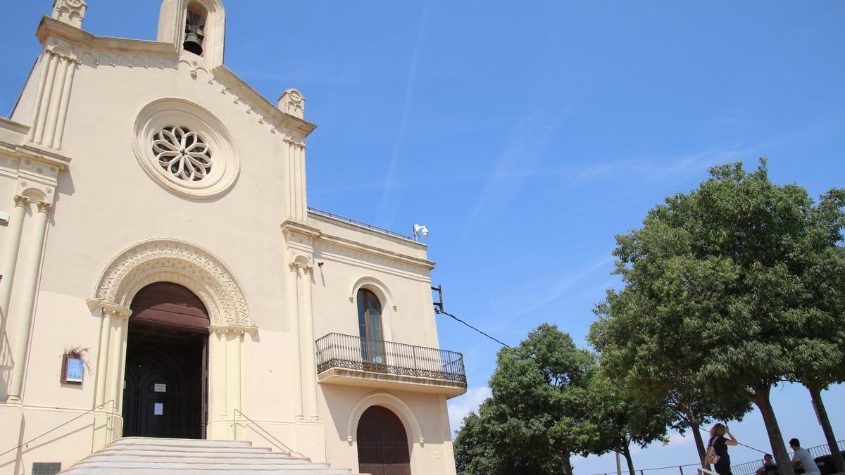 La ermita de San Ramón de Sant Boi reabre aprovechando la Fiesta Mayor