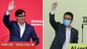 Catalunya vota per la negociació