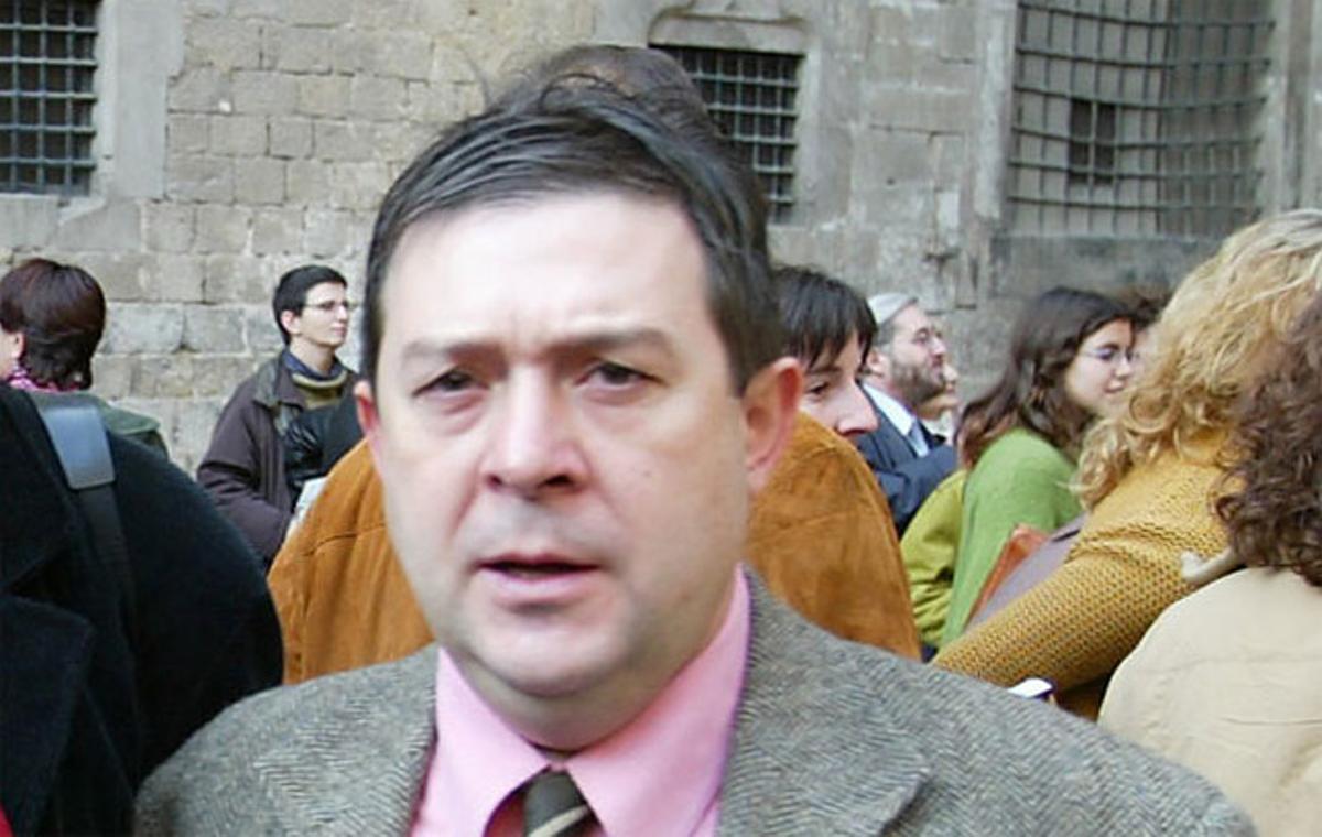 Albert Montagut, el nuevo director de comunicación del Barça.