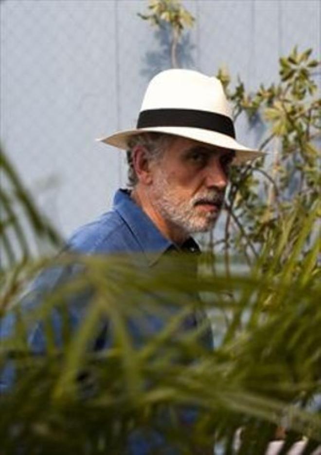 Fernando Trueba, en el Festival de Río de Janeiro, en el 2012.