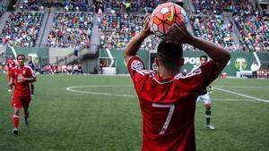 Los escogidos participarán en la Liga de Desarrollo ante miles de espectadores y ojeadores de las franquicias de la MLS.
