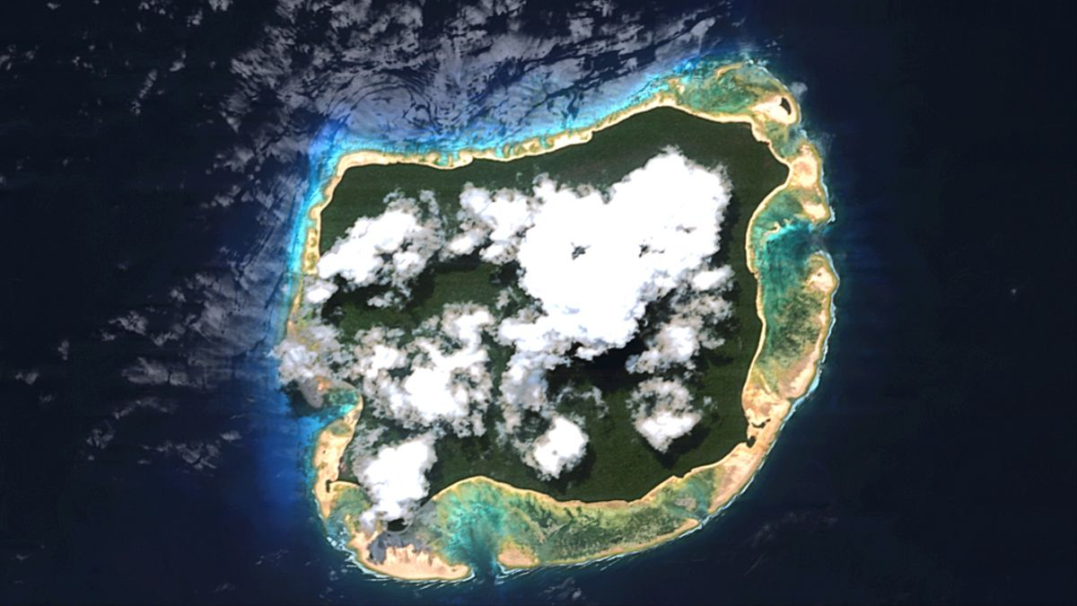 L'enigma de l'illa Sentinel
