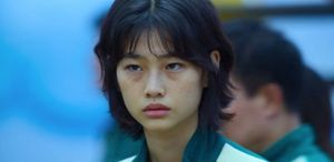 Jung Ho Yeon: la actriz de 'El juego del calamar', nueva 'embajadora' de Louis Vuitton