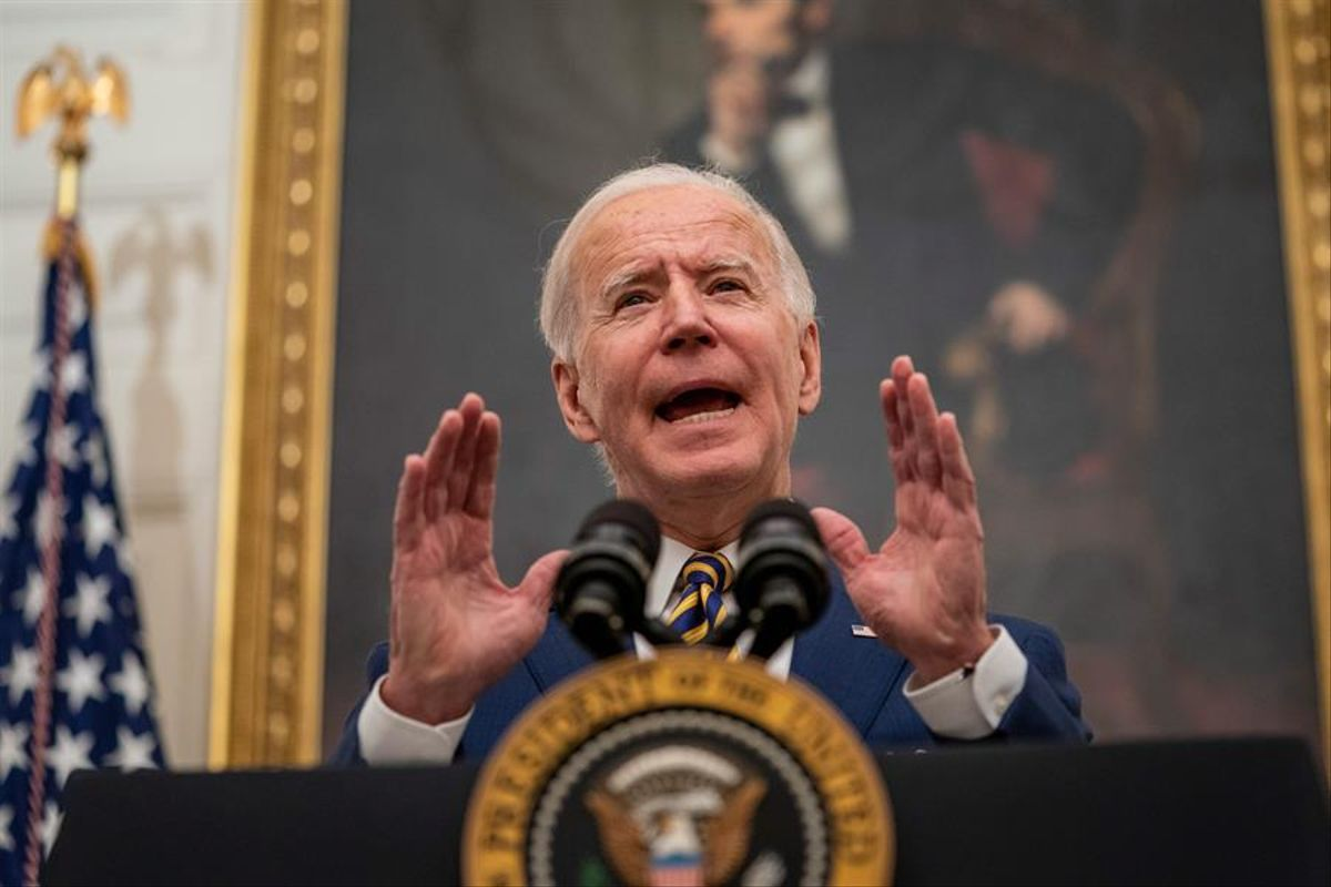 Joe Biden ejerce desde el pasado miércoles como nuevo presidente de EE UU.