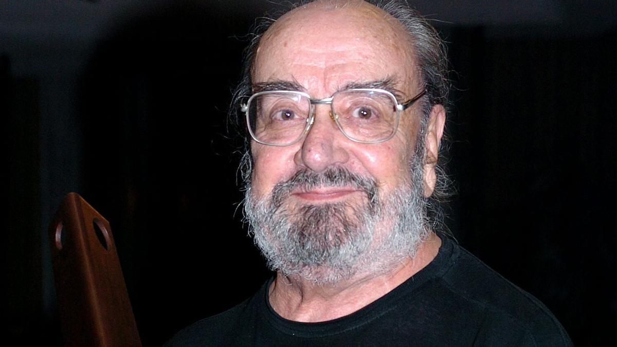 Alfonso Sastre en una imagen de archivo del 2005.