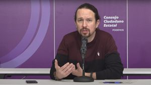 Pablo Iglesias convida el PSOE a reeditar a Madrid el pacte de la Moncloa