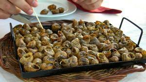 L'Aplec del Caragol es converteix en unes jornades gastronòmiques