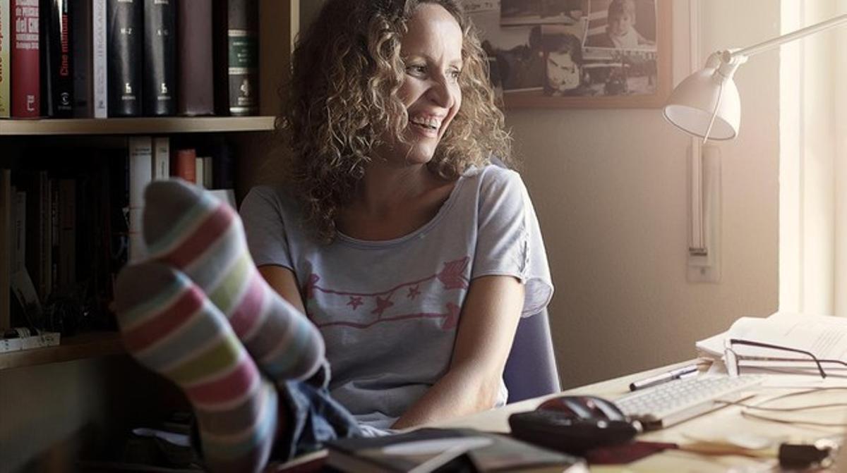 Daniela Féjerman, directora de 'La adopción'.