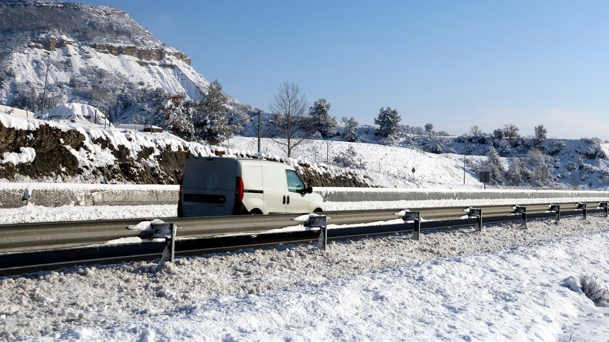 Paràlisi preventiva per la neu