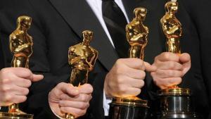 Estatuillas de los Premios Oscar.