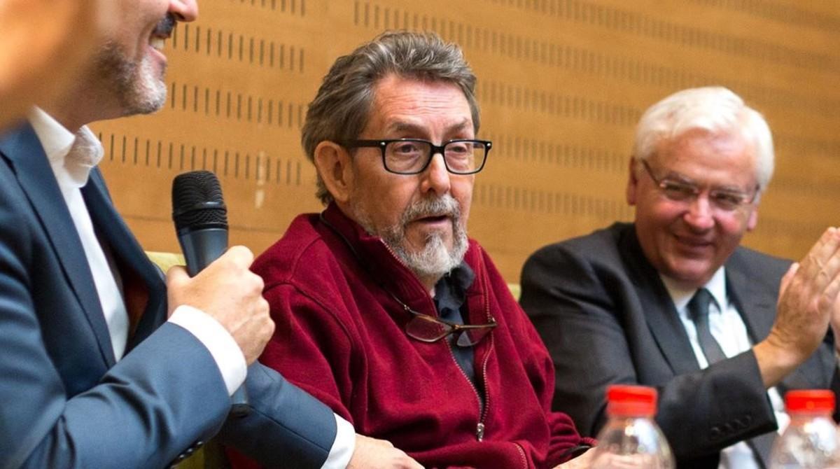 Homenaje de despedida de Paco Camarasa, comisario de Bcnegra.
