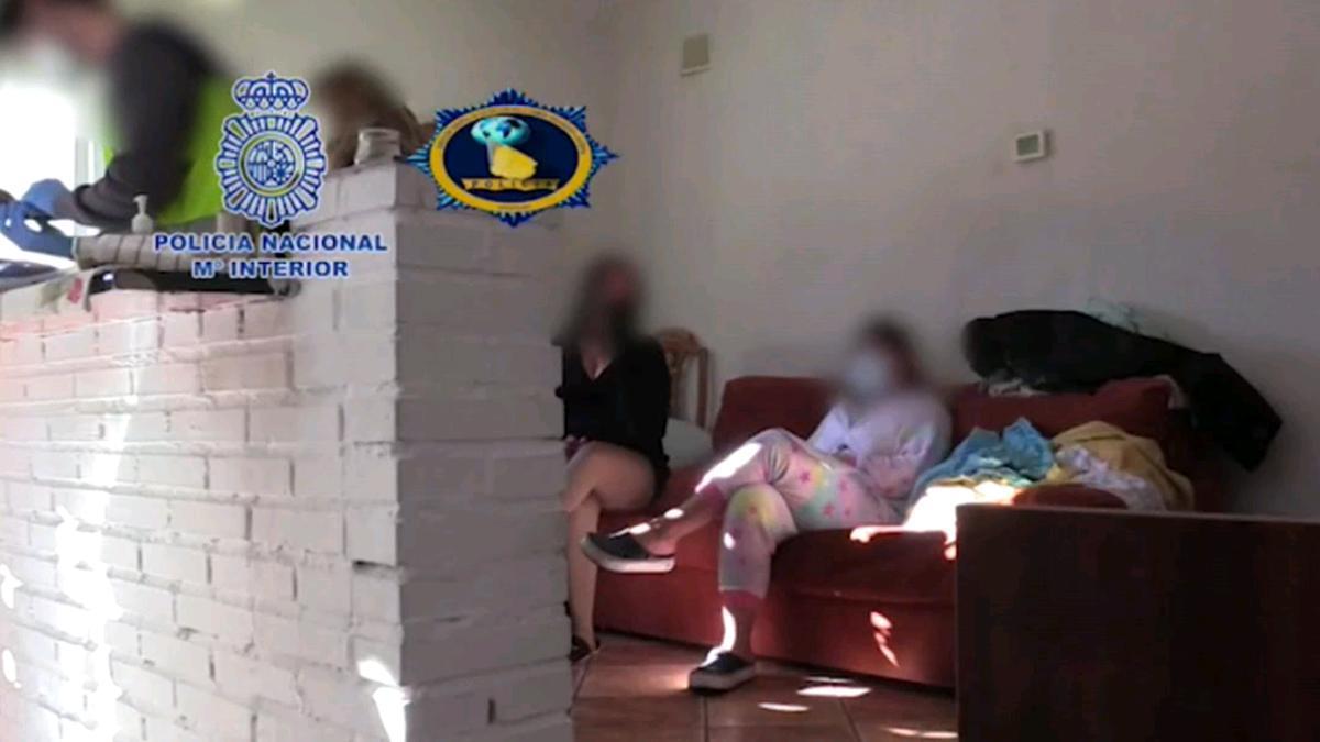 Las mujeres eran obligadas a prostituirse en Alcalá de Henares.