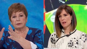 """Celia Villalobos se engancha con Mónica López en 'La hora de La 1': """"¡Si lo hace Madrid es malo!"""""""