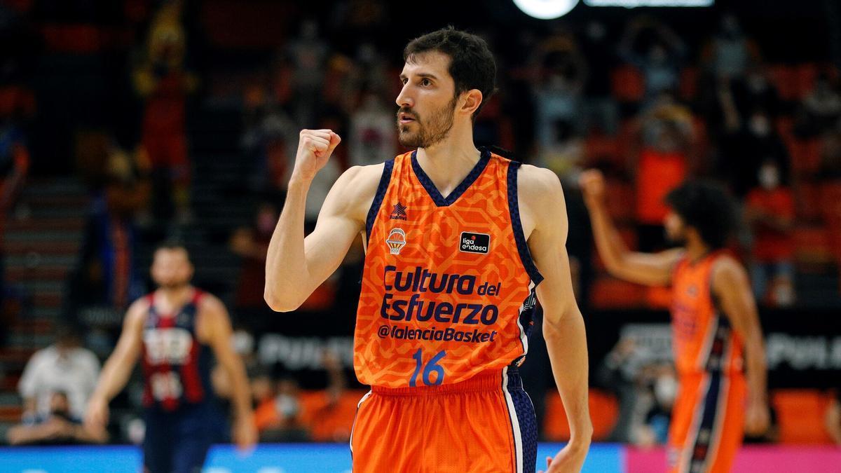 Vives vuelve a Badalona después de siete temporadas en Valencia