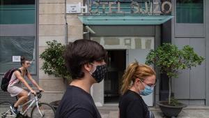 Els hotelers de Barcelona demanen ajuda davant la falta de turistes