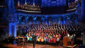 Concert de Sant Esteve, una festa al Palau