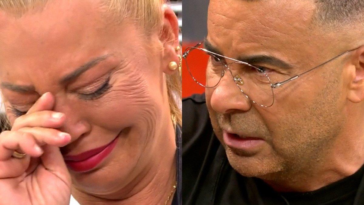 """Jorge Javier se disculpa con Belén Esteban: """"No quise ni humillarte ni despreciarte"""""""