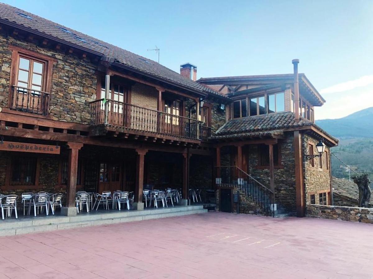 Fachada de El Refugio, un coworking y espacio de coliving que abrirá en la Sierra de Madrid en febrero de 2020.