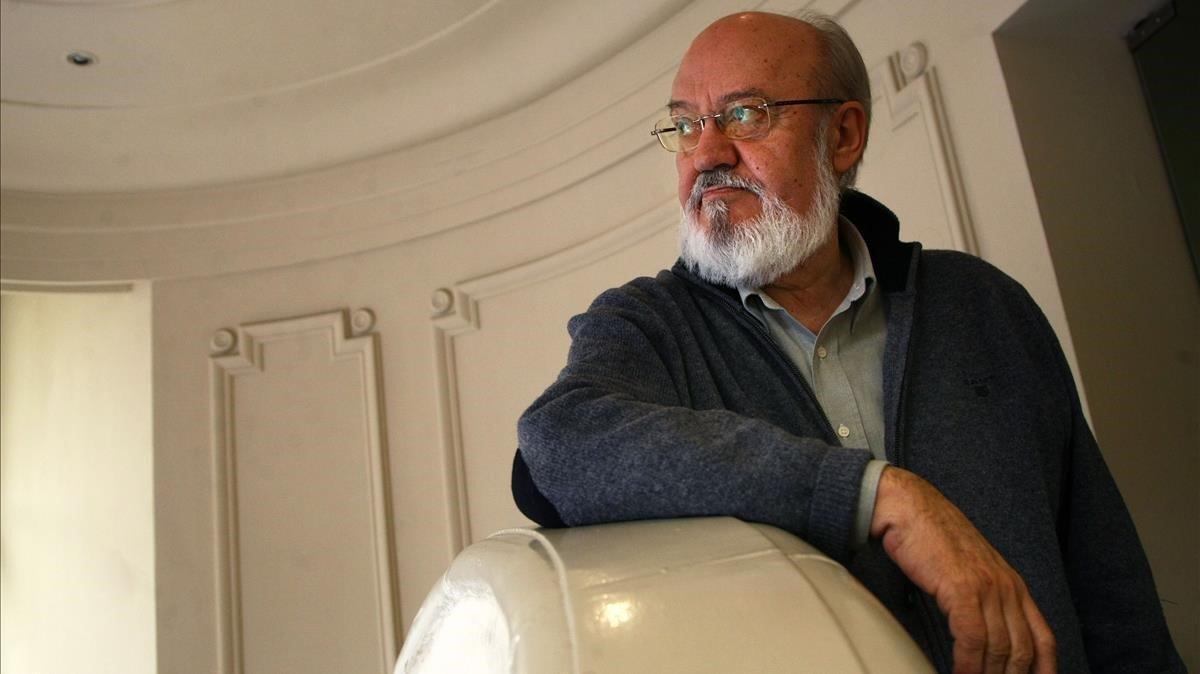 El director albaceteño José Luis Cuerda