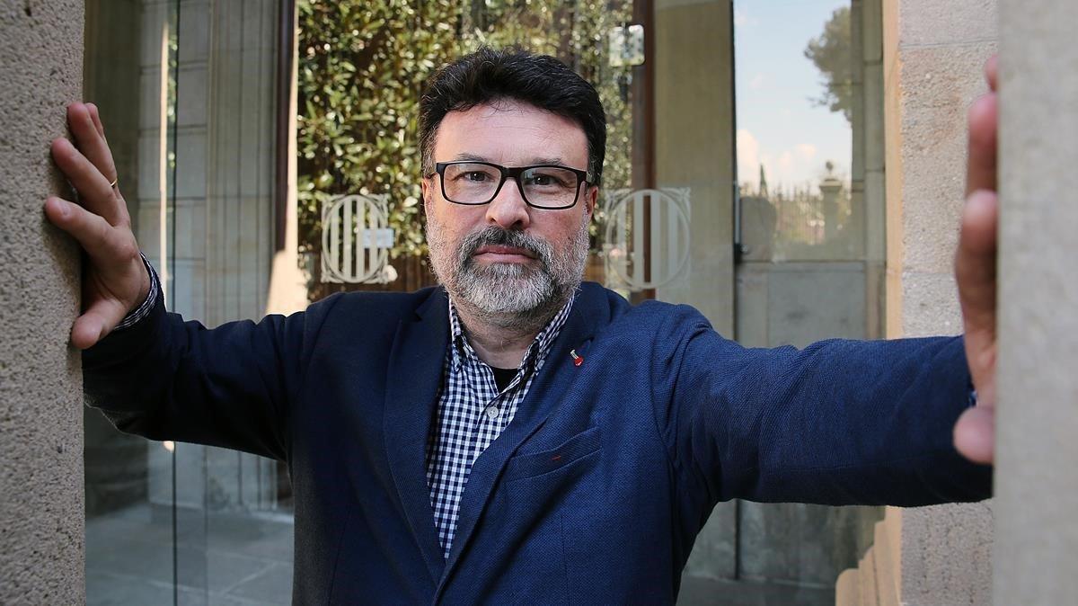 Joan Josep Nuet renuncia a la direcció i deixa la militància d'EUiA