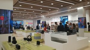 AliExpress abre en España su primera tienda física en Europa.