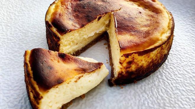 Tarta de queso de Jon Cake.
