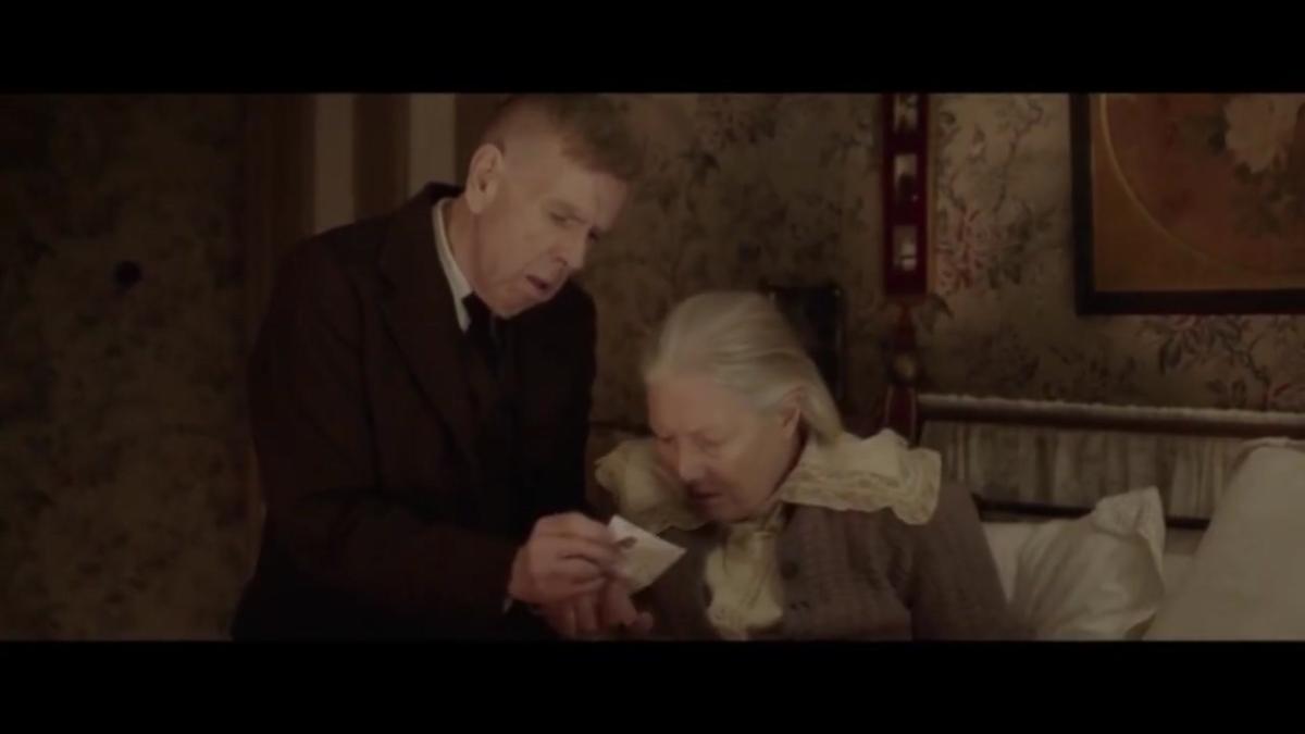 Estrenos de la semana. Tráiler de 'La Sra. Lowry e hijo'.