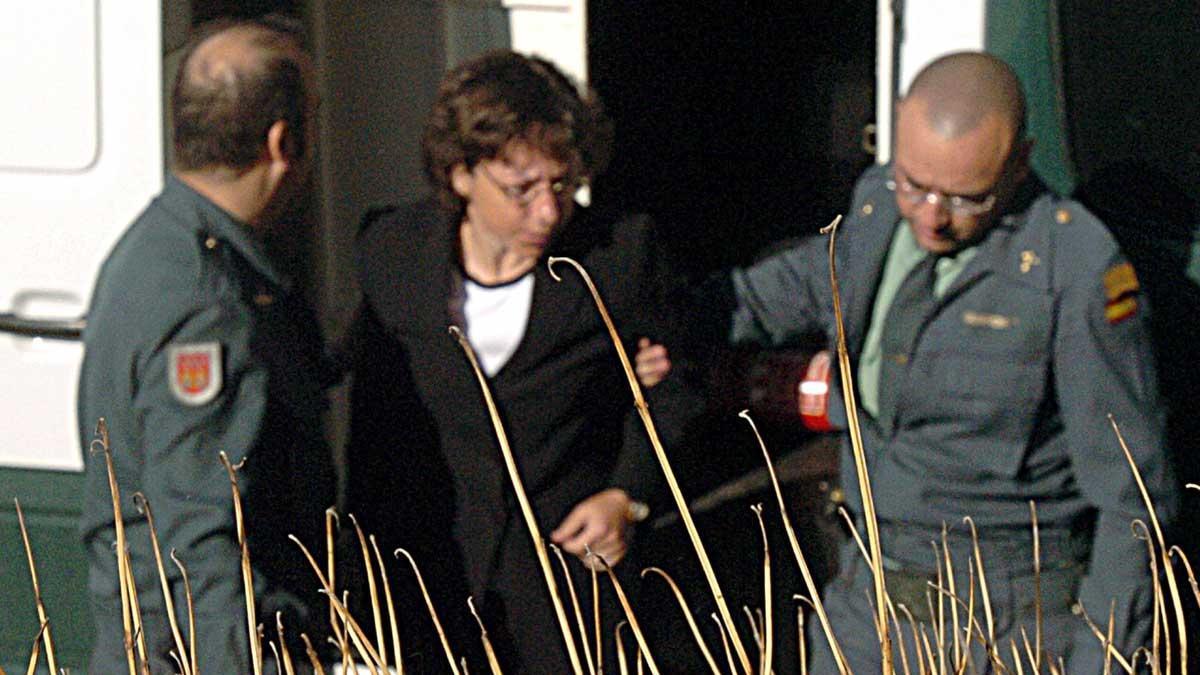 Detenida Noelia de Mingo tras apuñalar a dos mujeres tras 4 años en libertad.