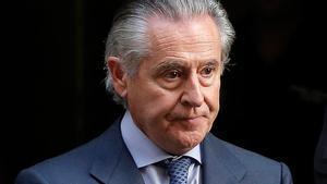 El expresidente de Caja Madrid Miguel Blesa, fallecido en julio del 2017.