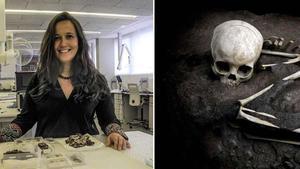 Aquesta és la científica espanyola clau per identificar les restes de la tomba humana més antiga de l'Àfrica