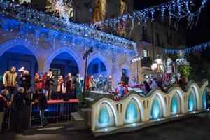 Cabalgata de los Reyes Magos en Terrassa