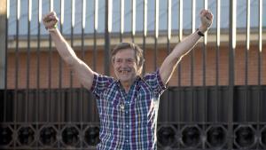 El ex dirigente del sindicato LAB, en libertad tras seis años de cárcel.