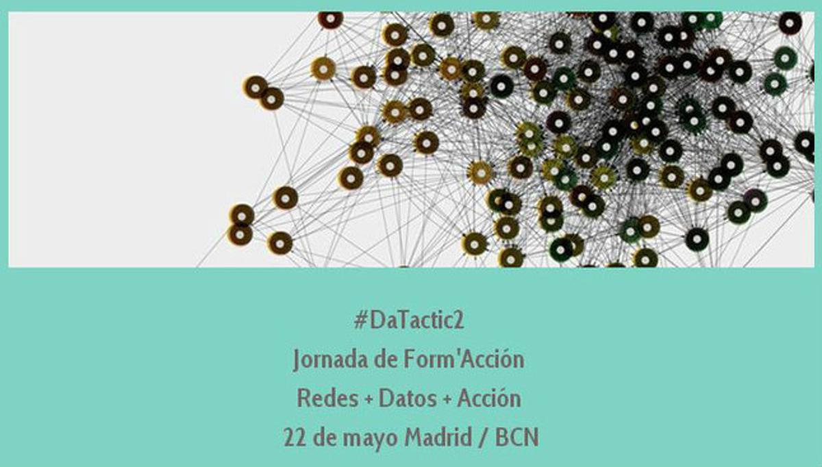 La jornada DaTactic se celebra el 22 de mayo.