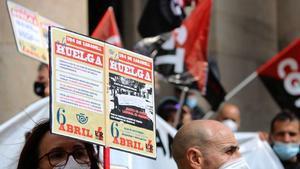 Els treballadors de Correus de Sabadell es tornen a reunir amb l'empresa per negociar