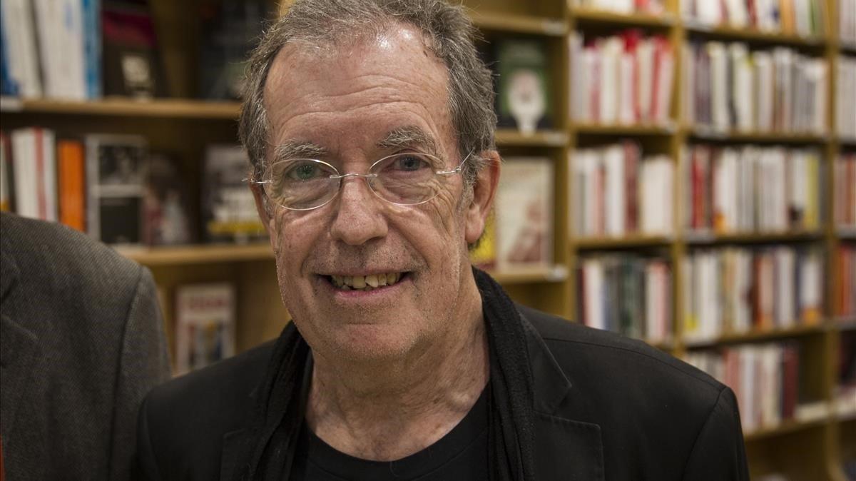 El escritor Miquel de Palol.