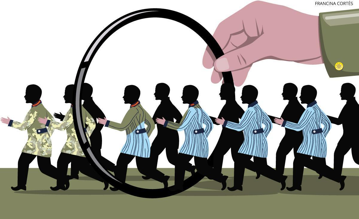 Les fronteres de l'adoctrinament
