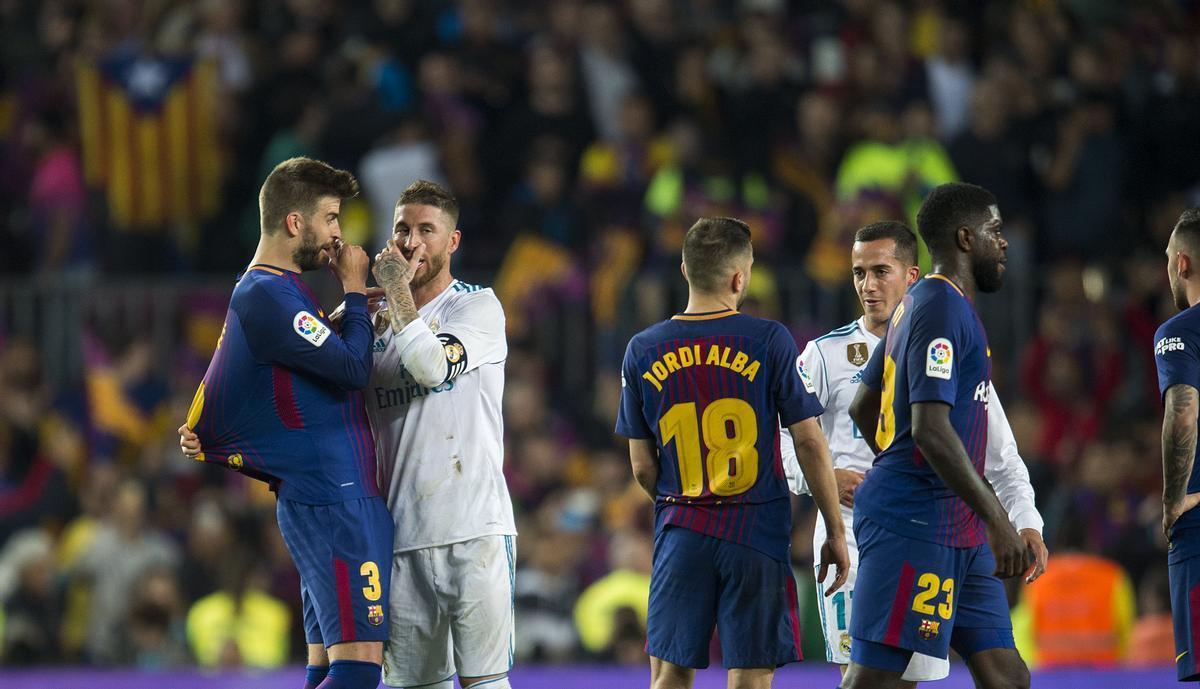 Piqué i Ramos: ¿un Clàssic sense dos clàssics?