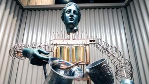 Exposición en CosmoCaixa: 'Robots: los humanos y las máquinas'.