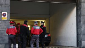 Policía Foral.