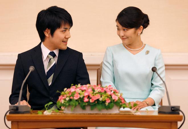 La princesa Mako renuncia a dote por casarse con su novio, al que no veía desde hace tres años